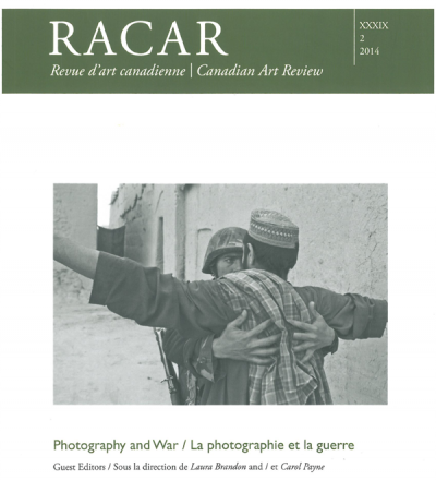 RACAR cover image