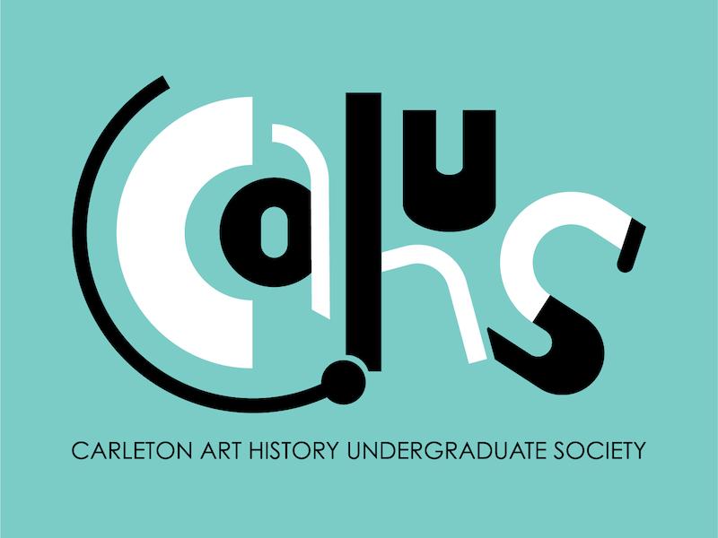 Logo of the Carleton Art History Undergraduate Socieety