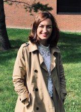 Graduate Student Gracia Tenorio Pearl