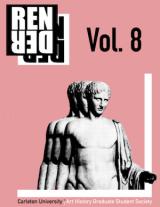 RENDER Journal Cover