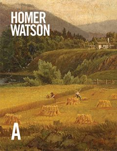 Book Cover for Homer Watson by Brian Ross