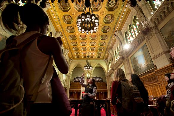 Senate Chamber Image
