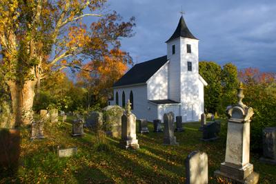 Church in Karsdale