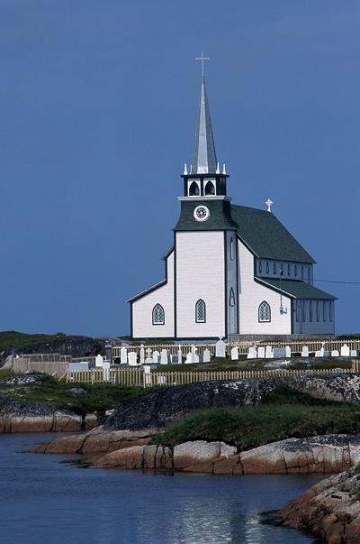 Church in Newtown