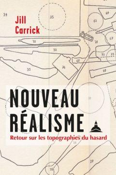 Book Cover: Nouveau Réalisme by Jill Carrick