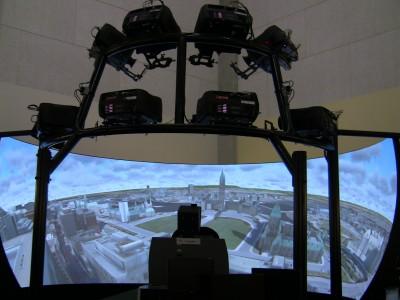 Broad-Angle Display System