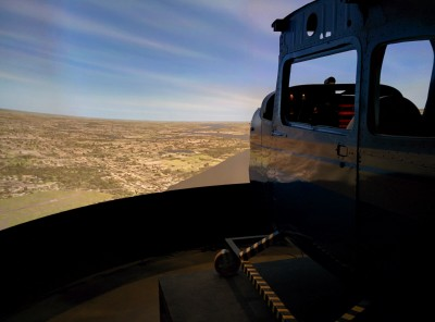 Cessna 172 Simulator