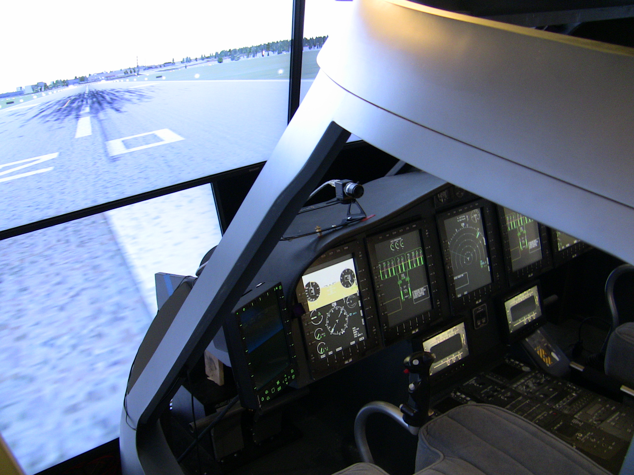 S92 Helicopter Simulator