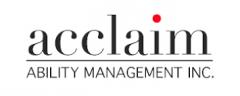 Acclaim Ability Management Inc. logo