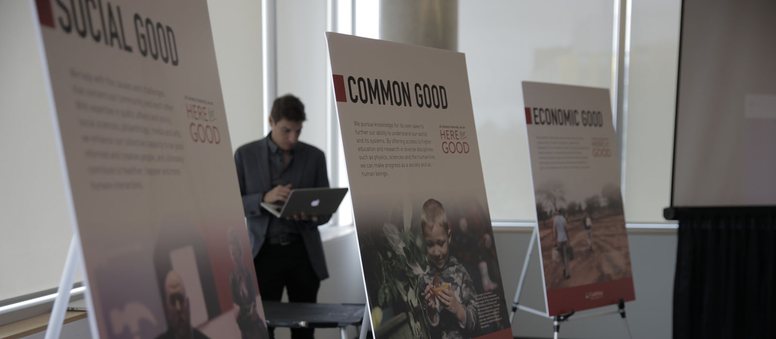 Banner image for Here for Good Stories