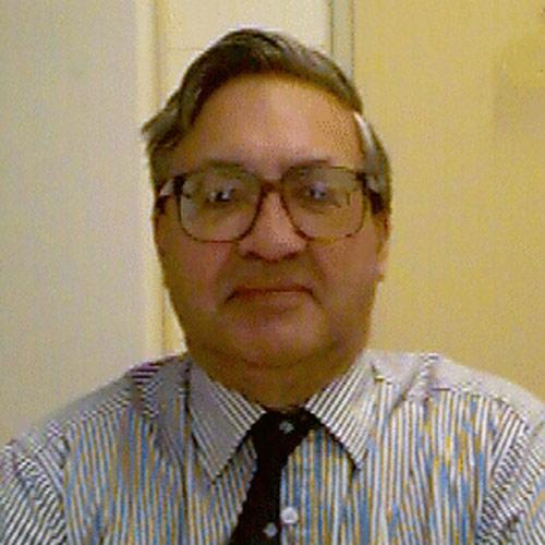 Photo of Herbert I.H. Saravanamuttoo