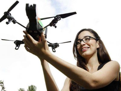 Photo for the news post: Carleton Offering UAV/Drone Professional Short Course with NAV CANADA
