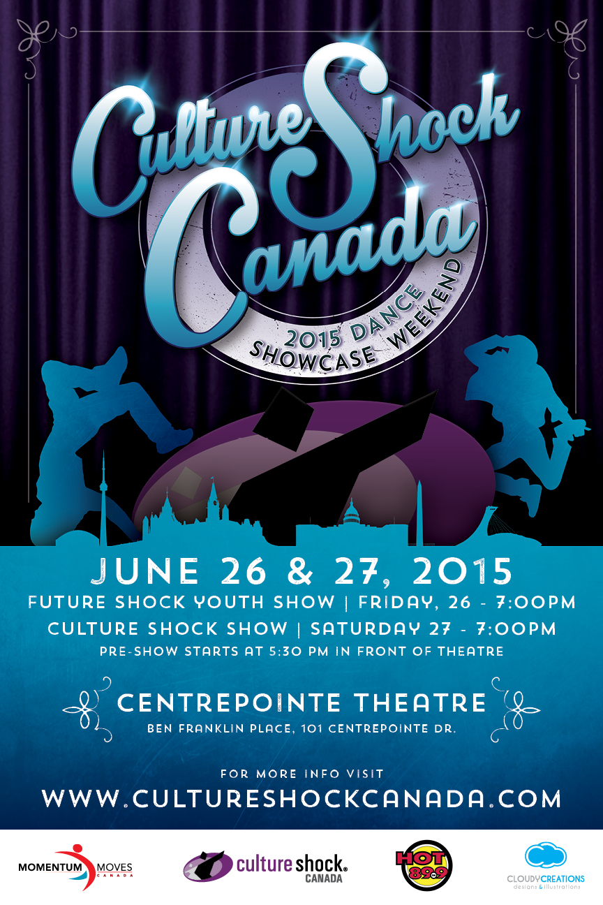 2015 Culture Shock Canada Showcase