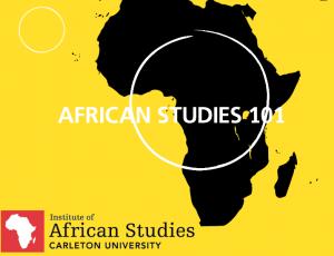 View Quicklink: African Studies 101 - Quiz