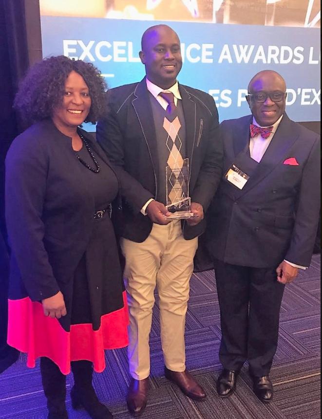 professor pius adesanmi awarded the 2017 board of director