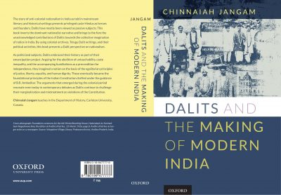 Dalits and the Making of Modern India_Cover-1