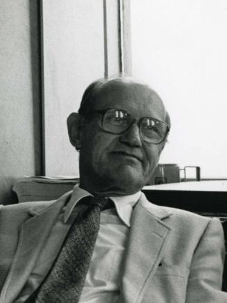 Professor Emeritus Doug Anglin Photo