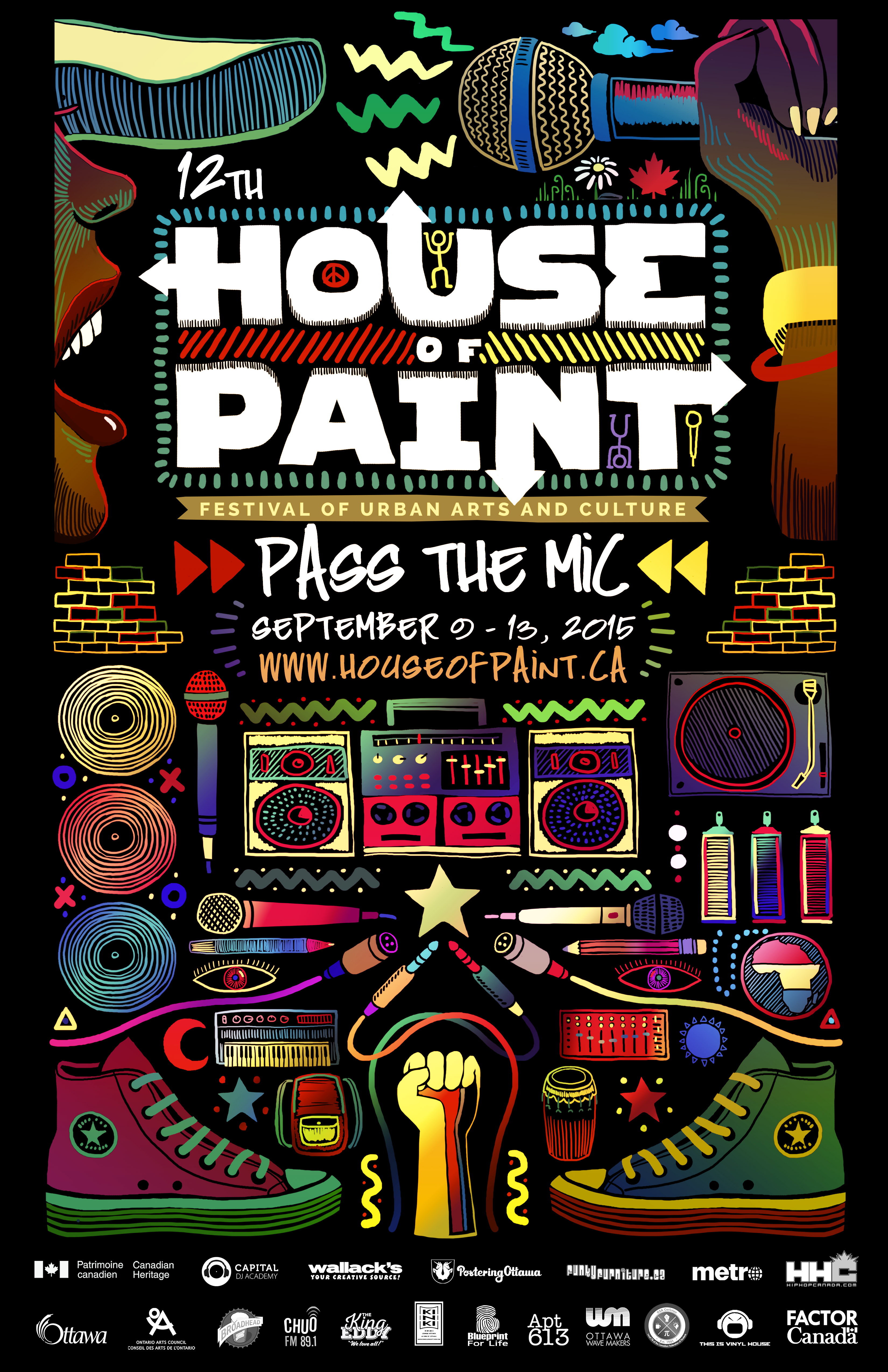 House of PainT Festival of Urban Arts and Culture