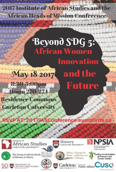 Beyond SDG 5: African Women, Innovation, and the Future