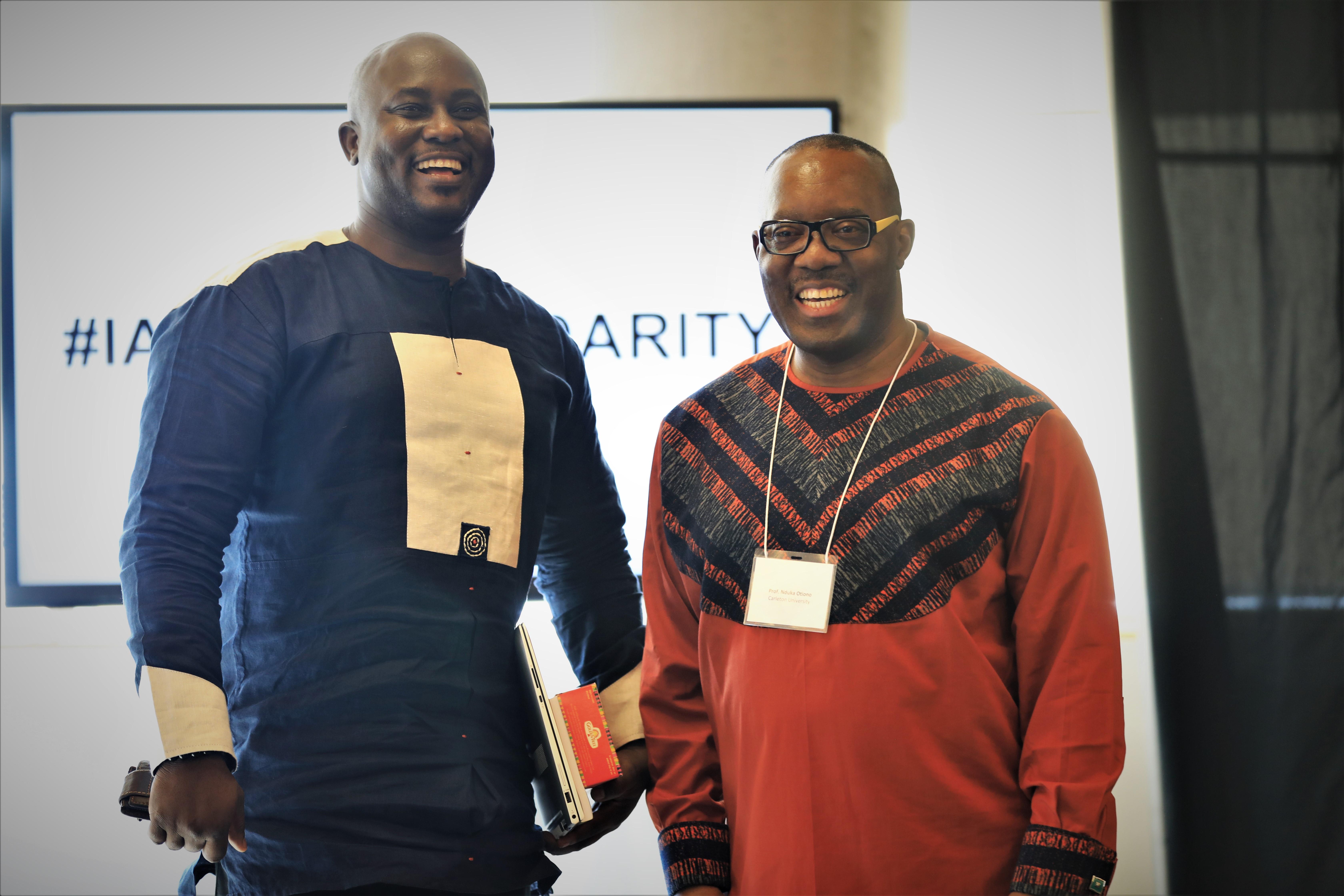 Tributes for Dr  Pius Adesanmi - Institute of African Studies