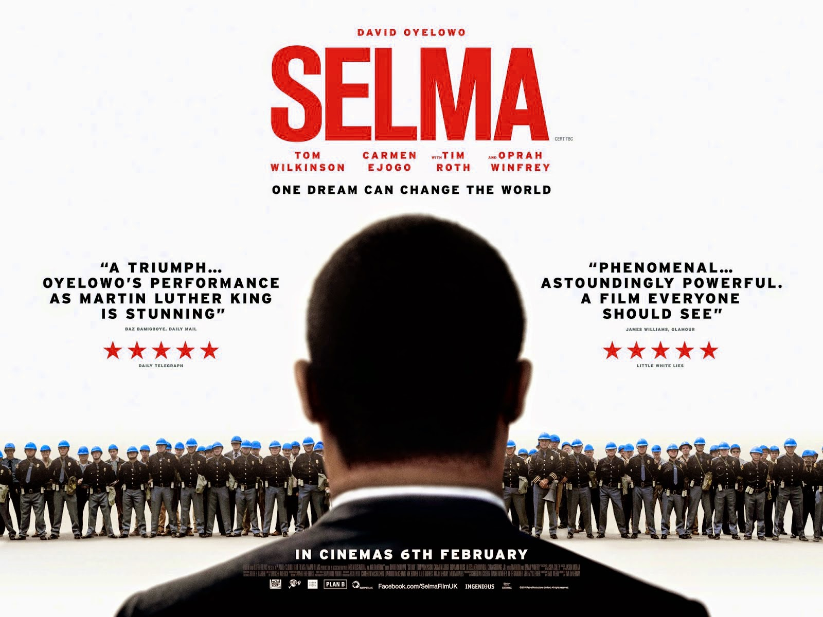 Free Screening of Selma