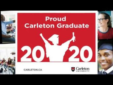 Thumbnail for: IAS Congratulatory message to 2020 Graduating Class