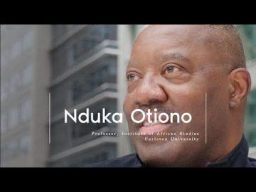 Thumbnail for: Meet Your Professors — Nduka Otiono