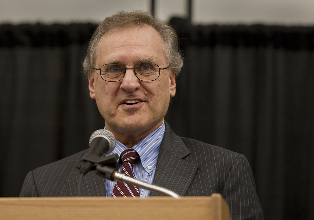 Education: The World's Greatest Force For Good: Stephen Lewis Comes to Carleton