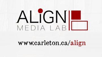 ALiGN: Alternative Global Network Media Lab - Carleton