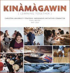 Cover of Kinamagawin Report