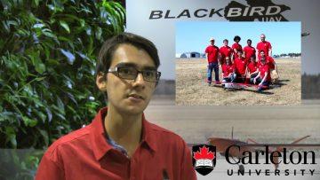 Thumbnail for: Blackbird UAV team – Carleton University
