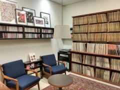 Tolley Collection Room