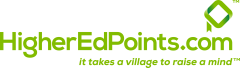 Logo for Higher Ed Points