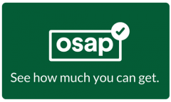 OSAP: See how much you can get.