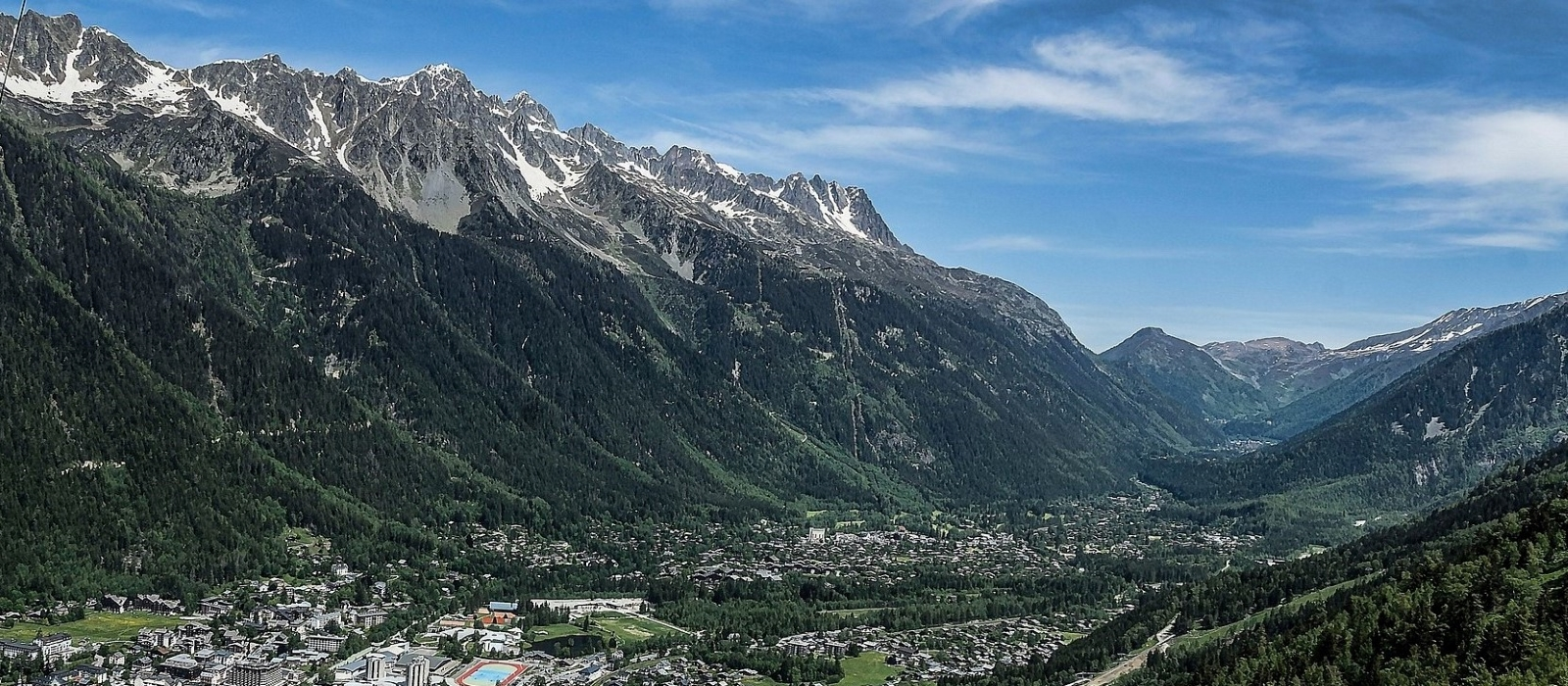 Banner image for GINS 3300 French and Swiss Alps 2020