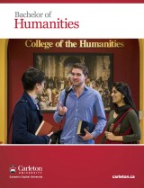 Humanities Brochure 2014