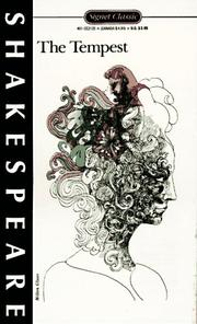 image — cover of Shakespeare's Tempest