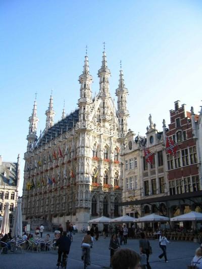 study abroad - leuven