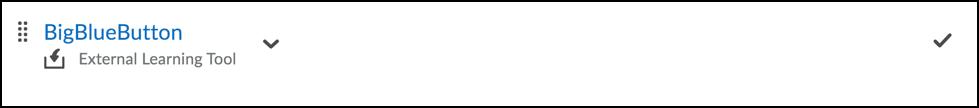 BigBlueButton link example
