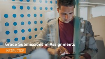 Thumbnail for: Grading Assignment Submissions