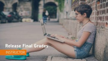 Thumbnail for: Releasing Final Grades