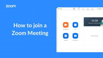 Thumbnail for: How to Join a Zoom Meeting