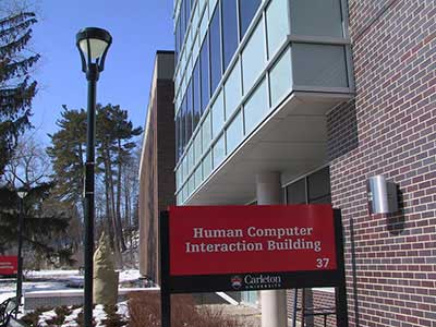 Human Computer Interaction (HCI) Building