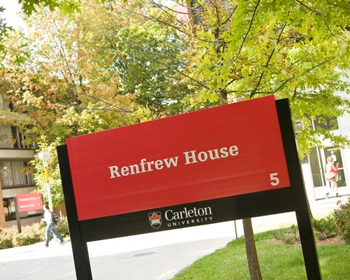 Renfrew House Building