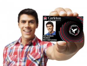 View Quicklink: Get your Campus Card