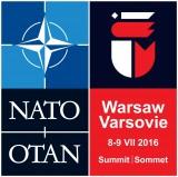 Logo Szczytu NATO 2016