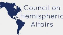 Council on Hemispheric Affairs logo