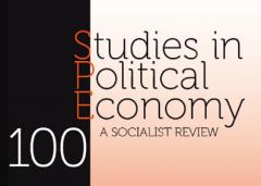 Studies in Political Economy Cover