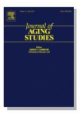 Journal of Aging Studies