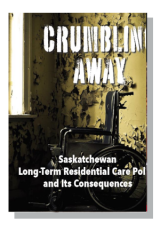 Cover for Crumbling Away